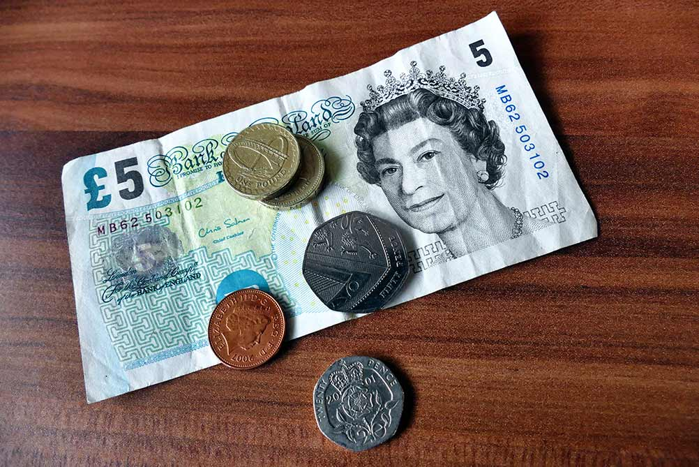 how to budget for living in england